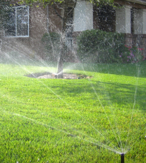 Efficient Sprinkler Heads